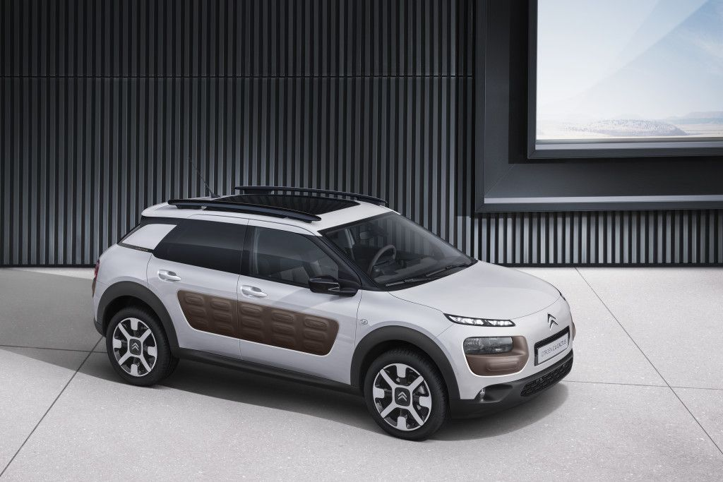 Citroen C5 Cactus For Uk Cactus