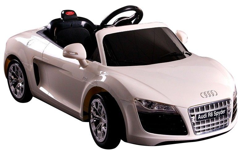 audi spyder ride on car kids battery electric licensed ride on car