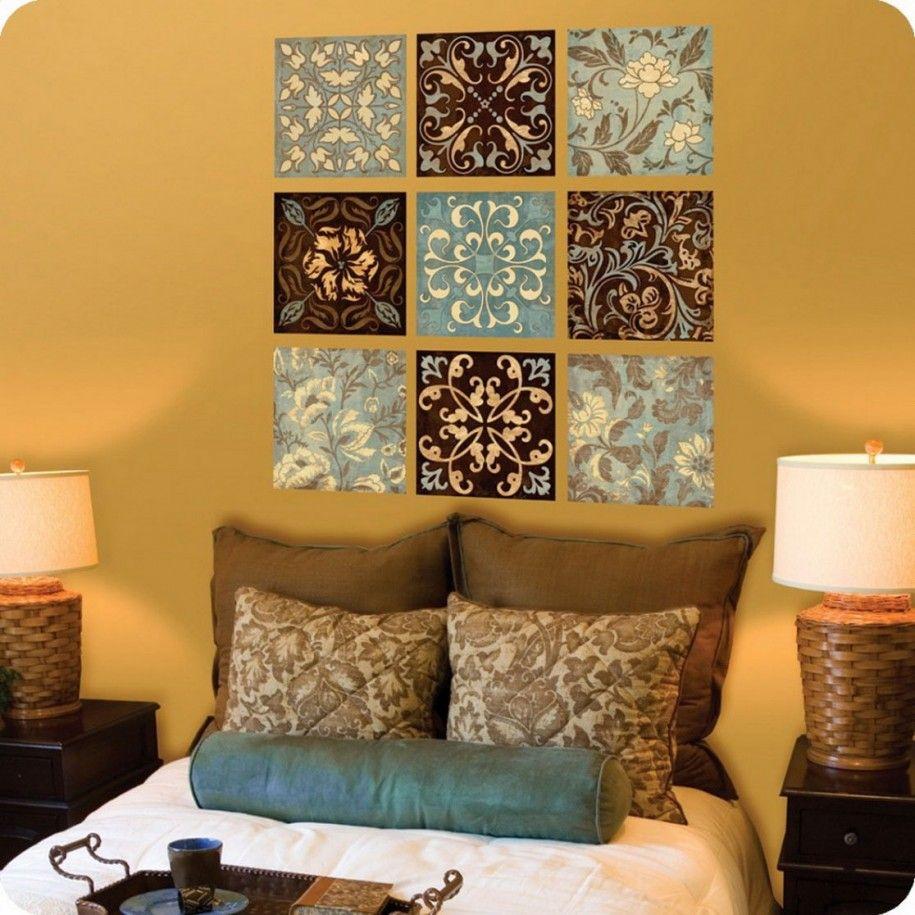 Diy home decorating idea wall decor wall decorating ideas five