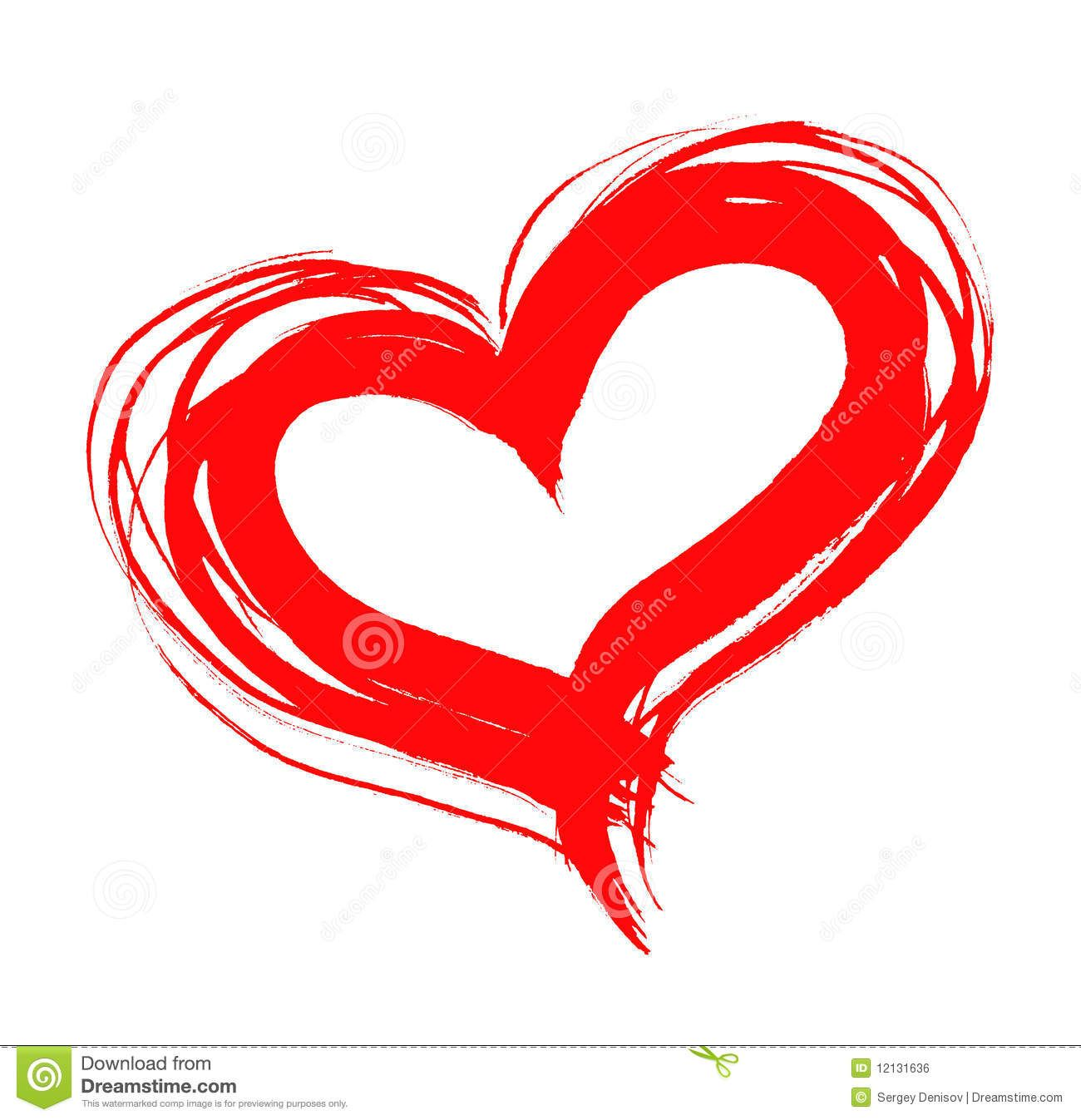 Red heart google search