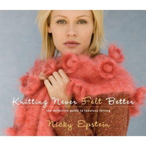 Knitting Never Felt Better book review | Books Worth Reading | Pinterest
