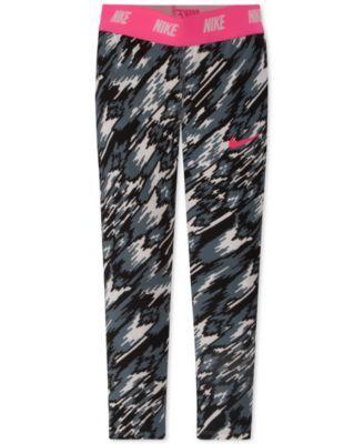 22ec9f5ff Nike Sport Essentials Printed Leggings, Toddler & Little Girls (2T ...