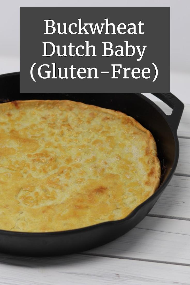 Buckwheat Dutch Baby (Gluten-free) - Reclaiming Vitality ...