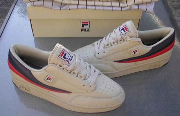 more photos 7f667 441f2 Best Kicks of the 80s, Fila