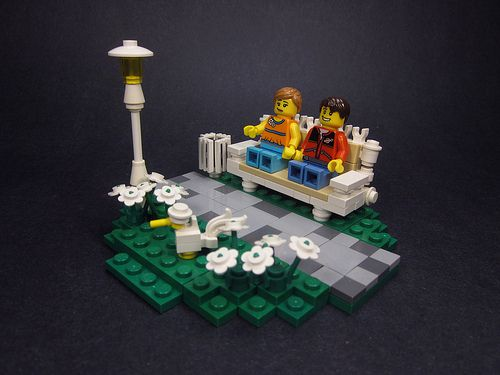 Romance in The Park   Flickr: partage de photos!