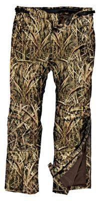 107c45a7d494d RedHead Bone-Dry Canvasback Non-Insulated Pants for Men - Mossy Oak Shadow  Grass Blades -S
