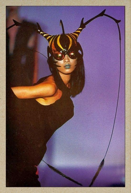 Modes Chimeres Futuristic Fashion Mugler Fashion Costume