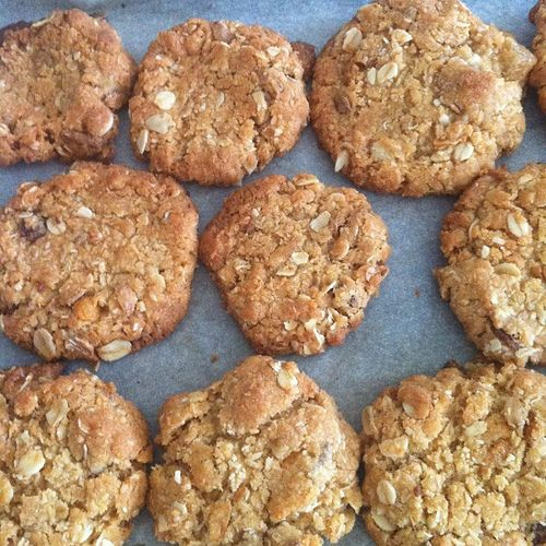 Muesli cookies!