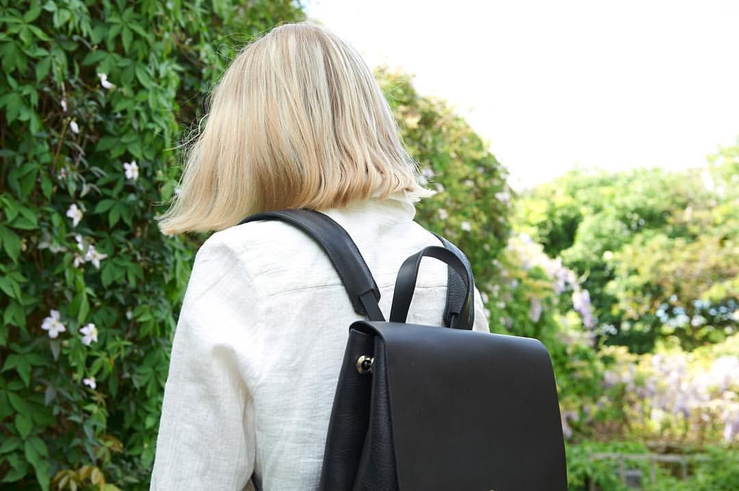 Medium #Backpack.