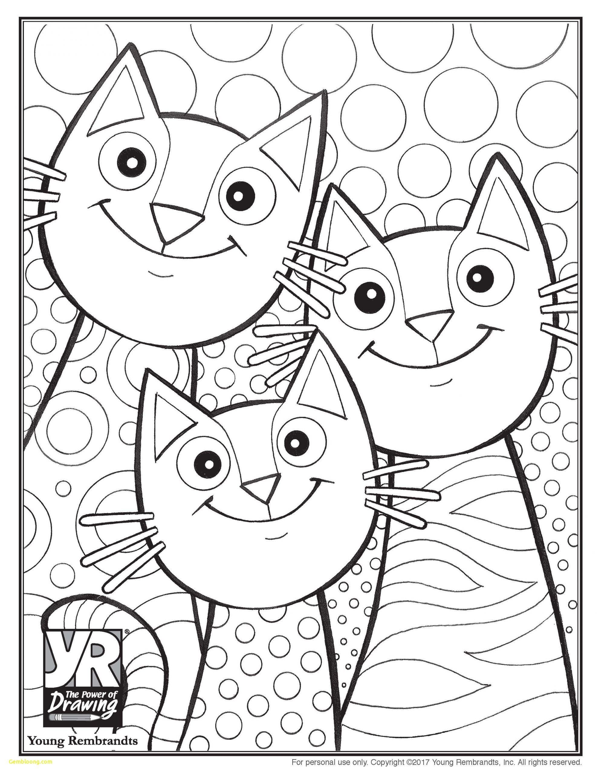 Coloring Pages Of Cute Kittens Coloring Pages Cute Kitten Coloring Pages New Cats Cat Coloring Page Dog Coloring Page Animal Coloring Pages
