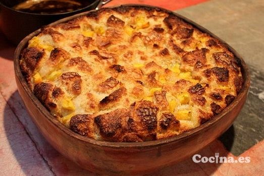 Budín de verduras // Vegetable pudding recipe in spanish