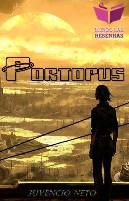 """Recomendo que leia """" Portopus """" no #Wattpad. #Ficçãocientífica"""