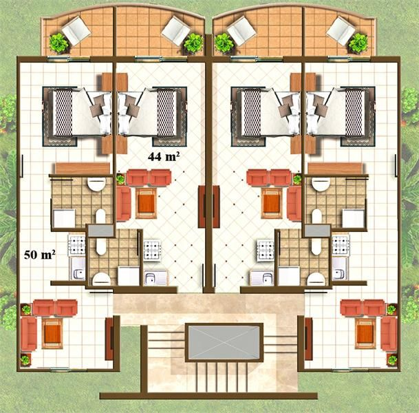 Hotel / Small suite layout (With images)   Studio ...