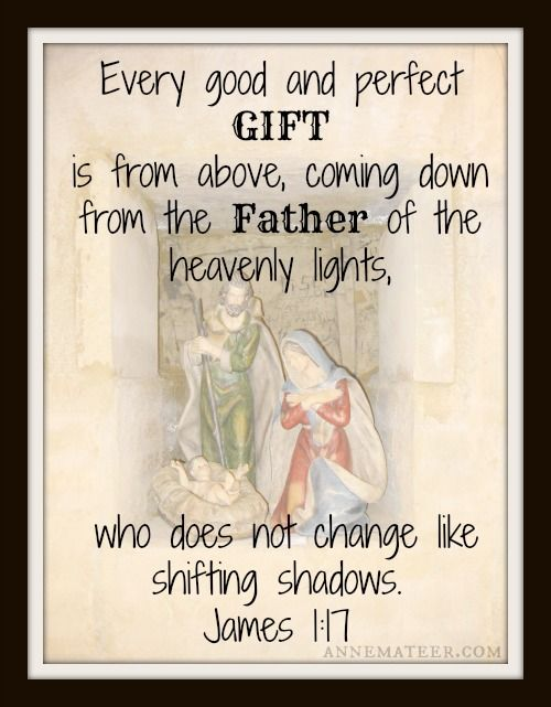 James 1 17 Nkjv Every Good Gift And Every Perfect Gift Is