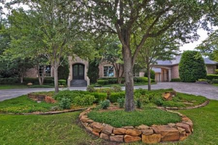 6404 Harrods Court, Plano (Kings Gate)  5 Bedrooms/5 Full & 2 Half Baths/4 Living Areas/Study/Exercise Room/Pool & Spa/Outdoor Kitchen & Living Areas/5 Garage Spaces  Offered at $1,499,900