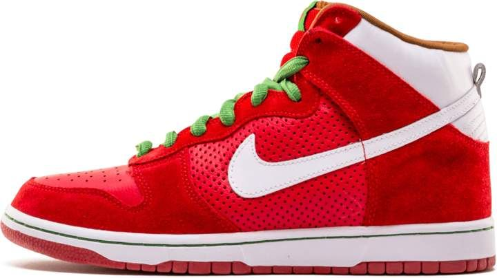 Nike Dunk High Pro SB Sport Red White  Big Gulp  in 2019  5951fd037