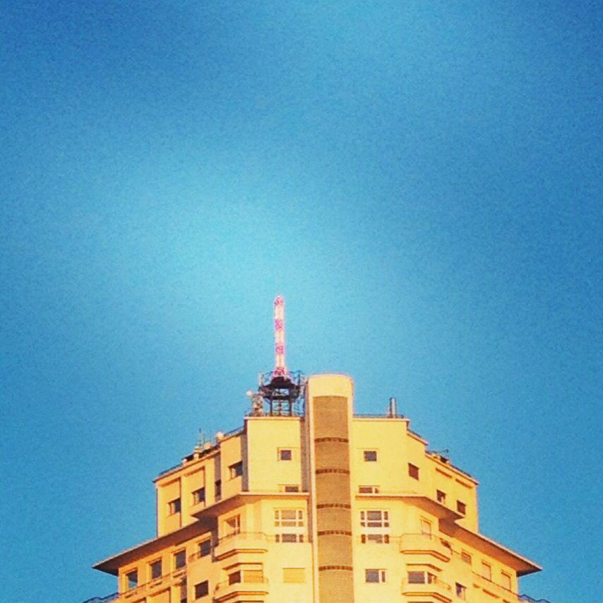 torre España, Madrid
