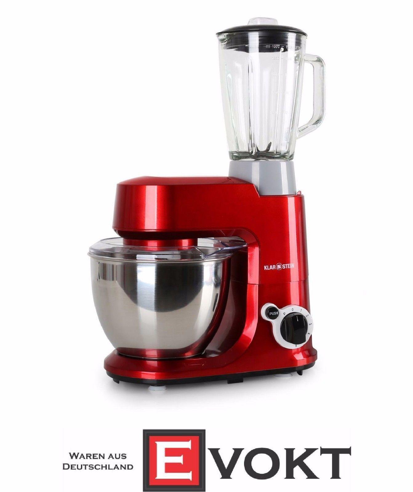 Harper Robot PETRIN avec Blender SECURISE MODELE XXL Red