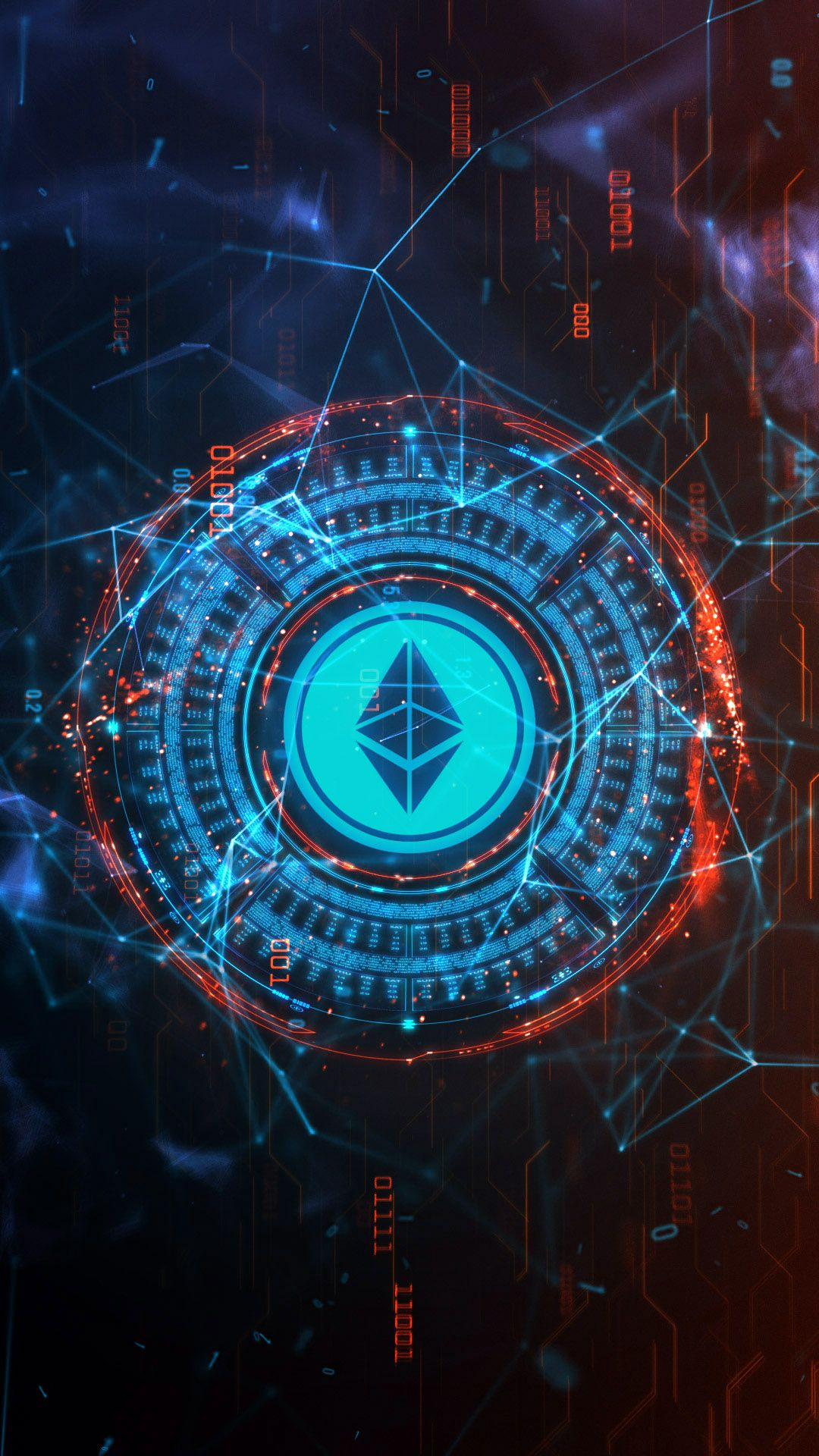 Ethereum Background With Images Live Wallpaper Iphone