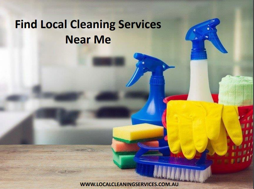 Find Local Cleaning Services Near Me. Call 03 90882056 for Cleaning ...