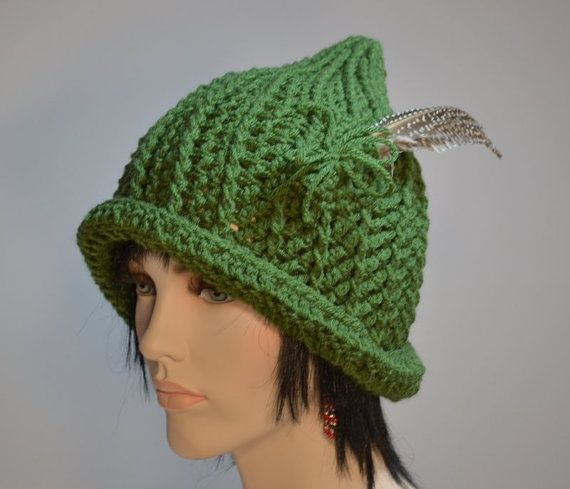 49bd5827a3c Peter Pan Robin Hood Hat — Crafthubs
