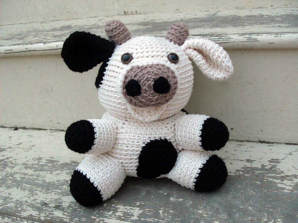Crochet Cow Pattern Magnificent Inspiration Design