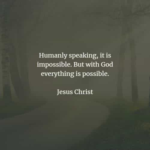 50 Famous quotes and sayings by Jesus Christ