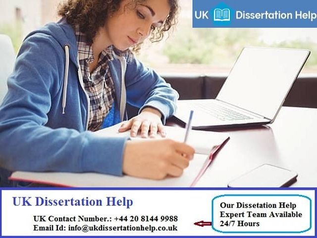 The Proficient Dissertation Writing Service in UK for Students on the go