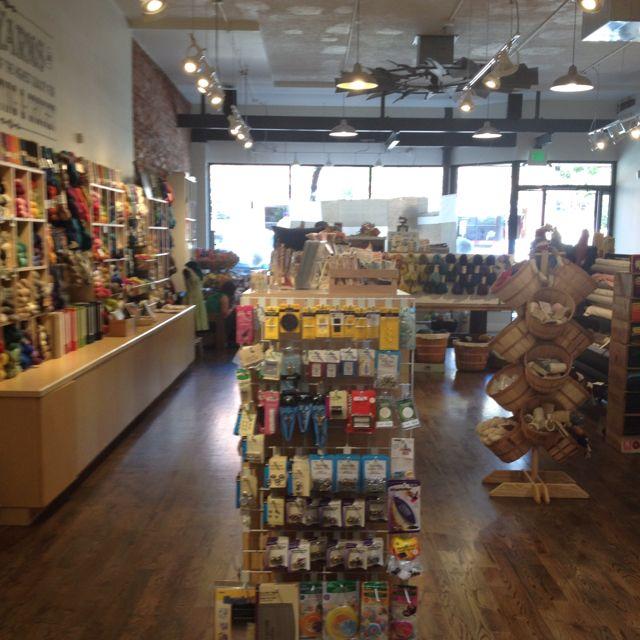 Fabulous Yarn Shop In Denver. Fancy Tiger Crafts