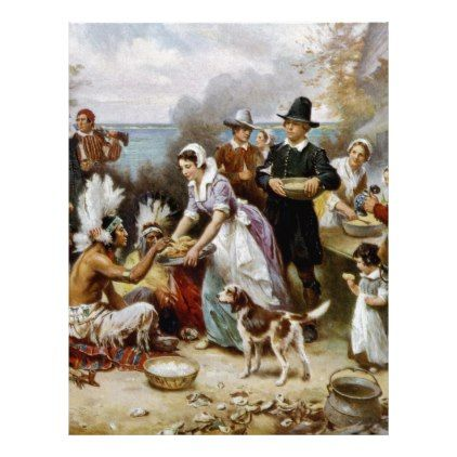 The First Thanksgiving | Zazzle.com | Thanksgiving history, Thanksgiving  stories, Thanksgiving pictures