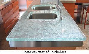 Georgeous Recycled Glass Countertops Glass Kitchen Countertops Glass Countertops