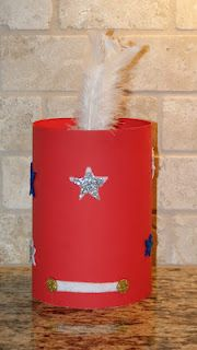 How To Make A Marching Band Hat And Costume For Kids Quiet On