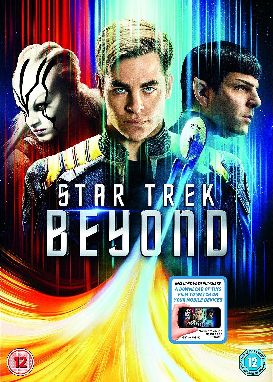 Star Trek Beyond (DVD + Digital Download) [2016] Star