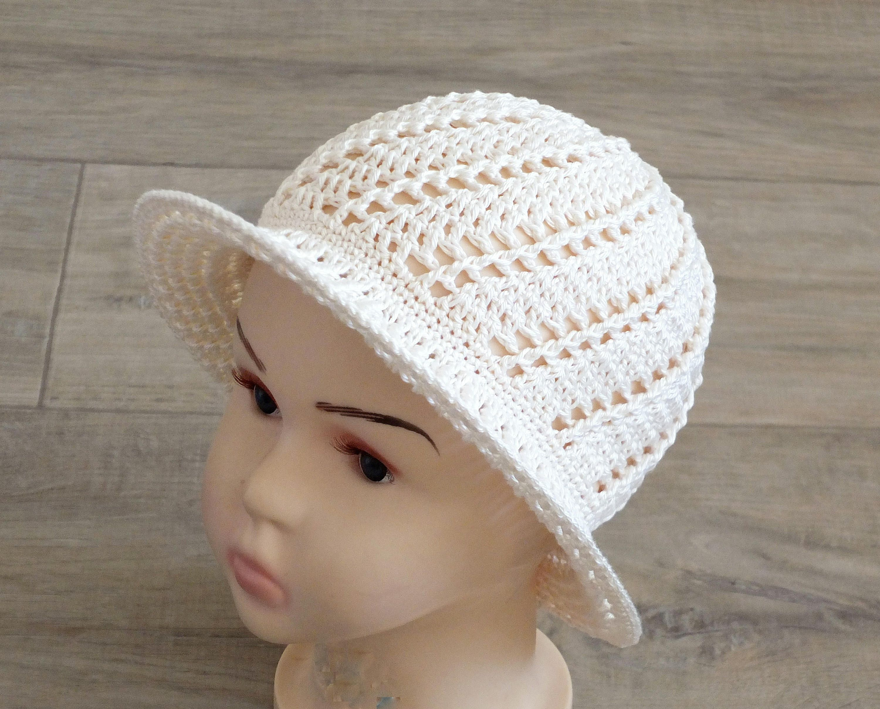 Crochet Sun hat - Cotton hat - Baby sun hat - Brimmed Summer Hat - Womens  sun hat - Beach hat - Girls sun hat - Crochet hat - Panama hat by  HandmadebyInese ... dc8ca7120