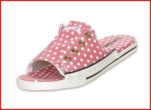 converse cutaway sandal pink