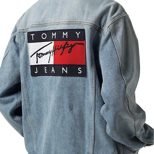 incredible prices cheaper new styles Image for TOMMY JEANS DENIM JACKET from Tommy Hilfiger | Tommy ...