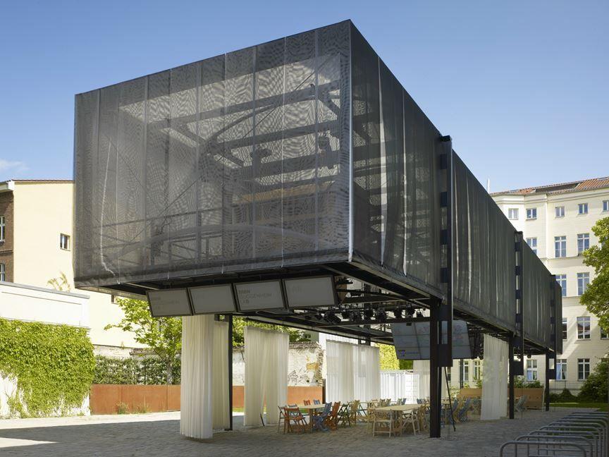 BMW Guggenheim Lab - Berlin - Picture gallery