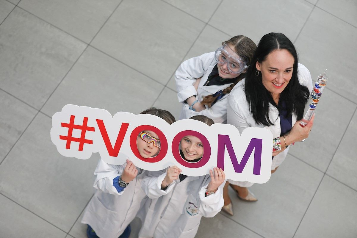 Today, Virgin Media Business has named the six finalists of Voom