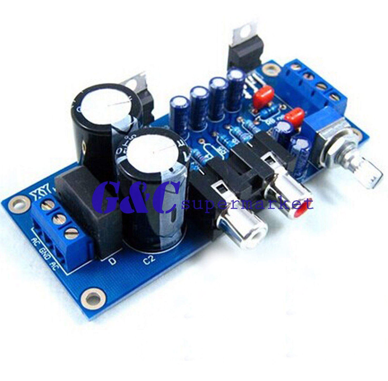 Lm386 Audio Power Amplifier Board Dc 312v 5v Amp Module A 23w Dual Circuit 496 Tda2030a Arduino Diy Kit Ocl 18w X 2 Btl 36w M122