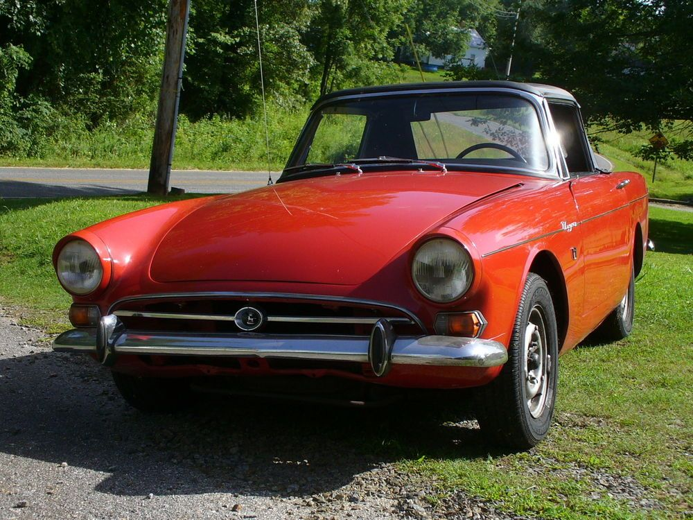 1965 Other Makes Sunbeam Tiger MK1