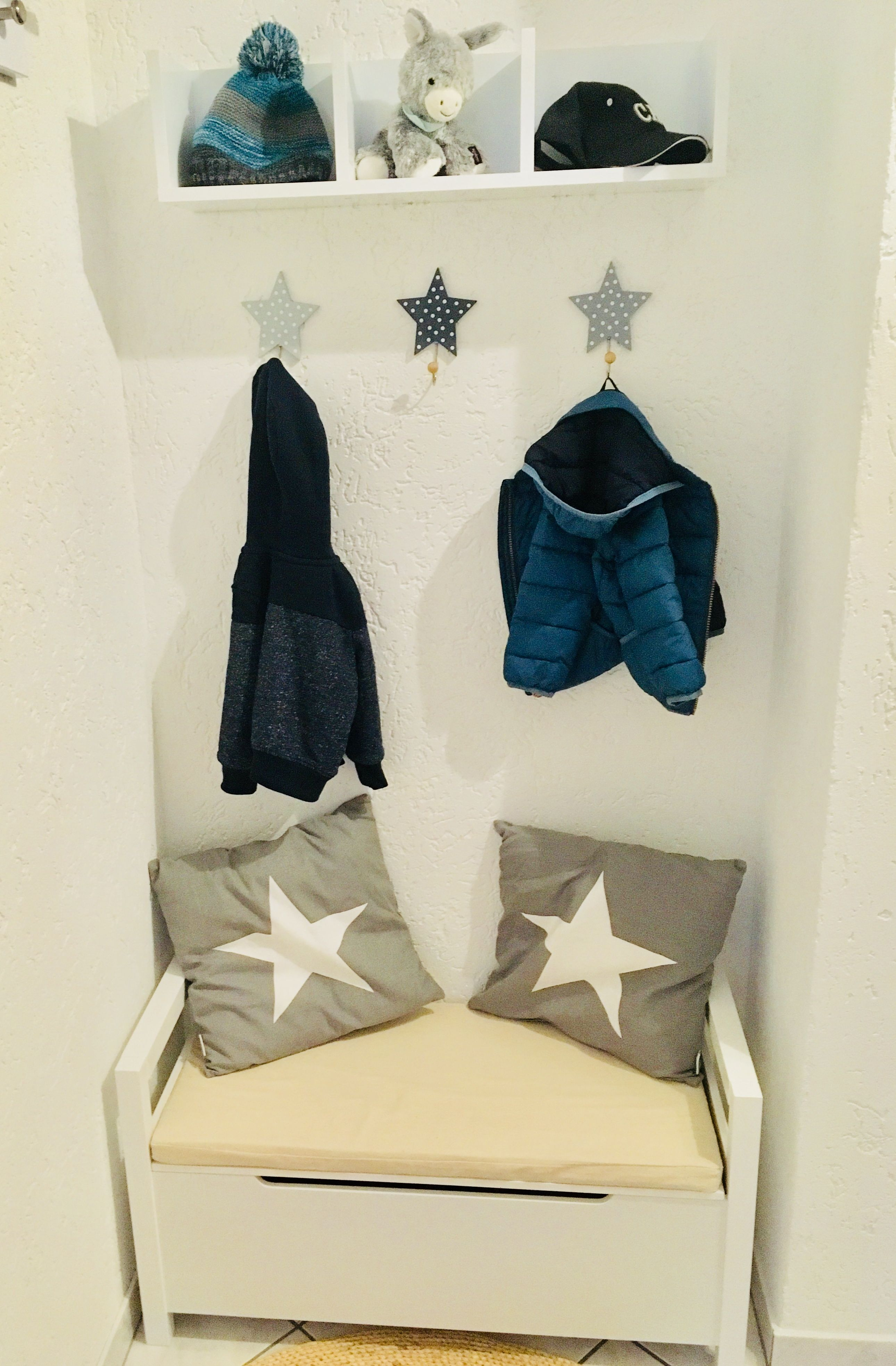 Most Recent Photos Garderobe Kinder Diy Suggestions An Ikea