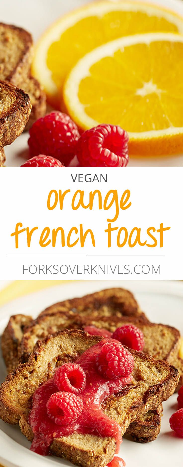 Aquafaba Helps Make This Vegan French Toast Soft Thick And Eggy Use Your Favorite Bread Or Berries T Vegan Brunch Yummy Healthy Breakfast Whole Food Recipes