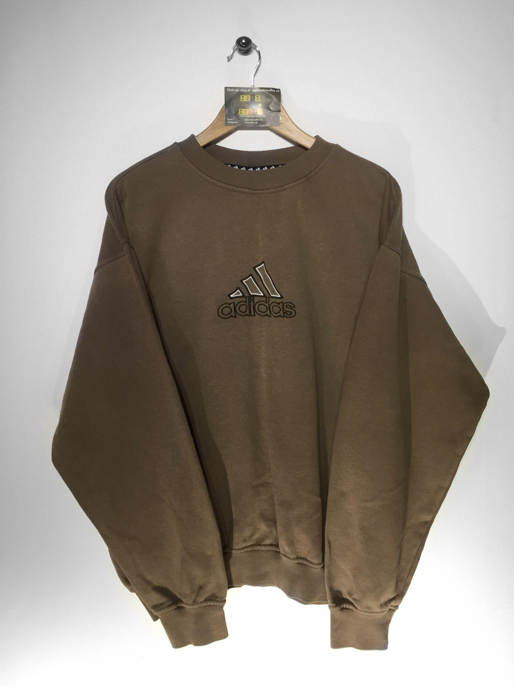 Adidas sweatshirt size X/Large(but Fits oversized) £32 Website➡️