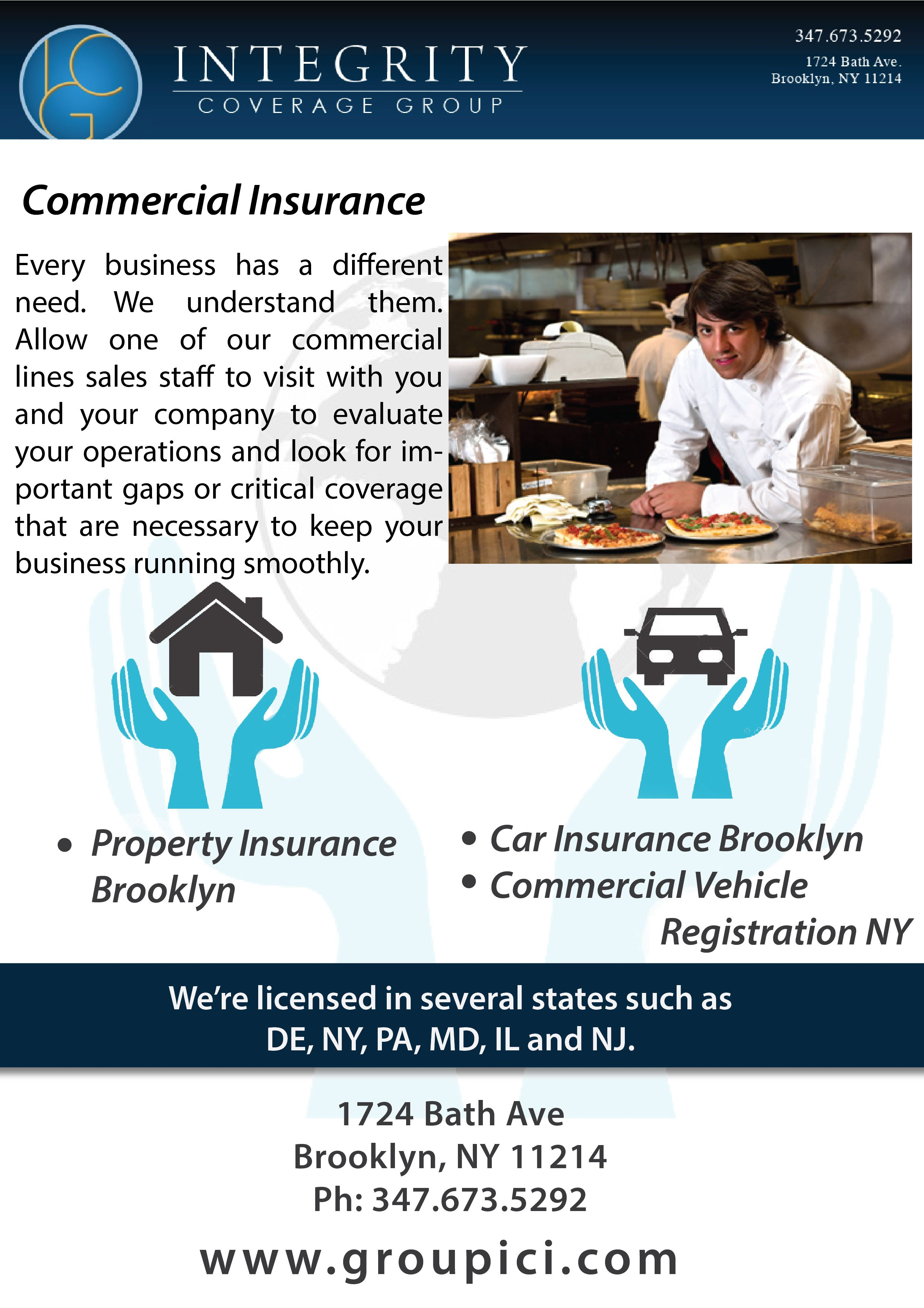 Car insurance brooklyn ny in 2020 commercial insurance