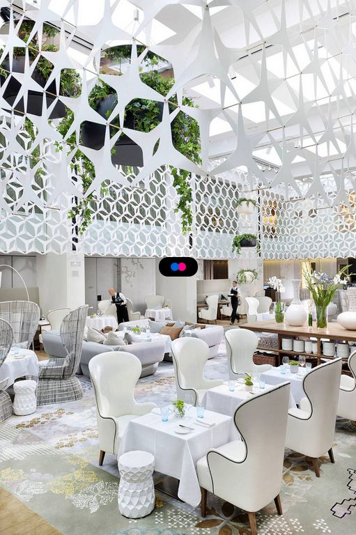 Restaurant Blanc at Mandarin Oriental, Barcelona