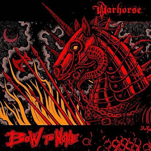 Bow To None - Warhorse (2015) | Thrash/Death Metal