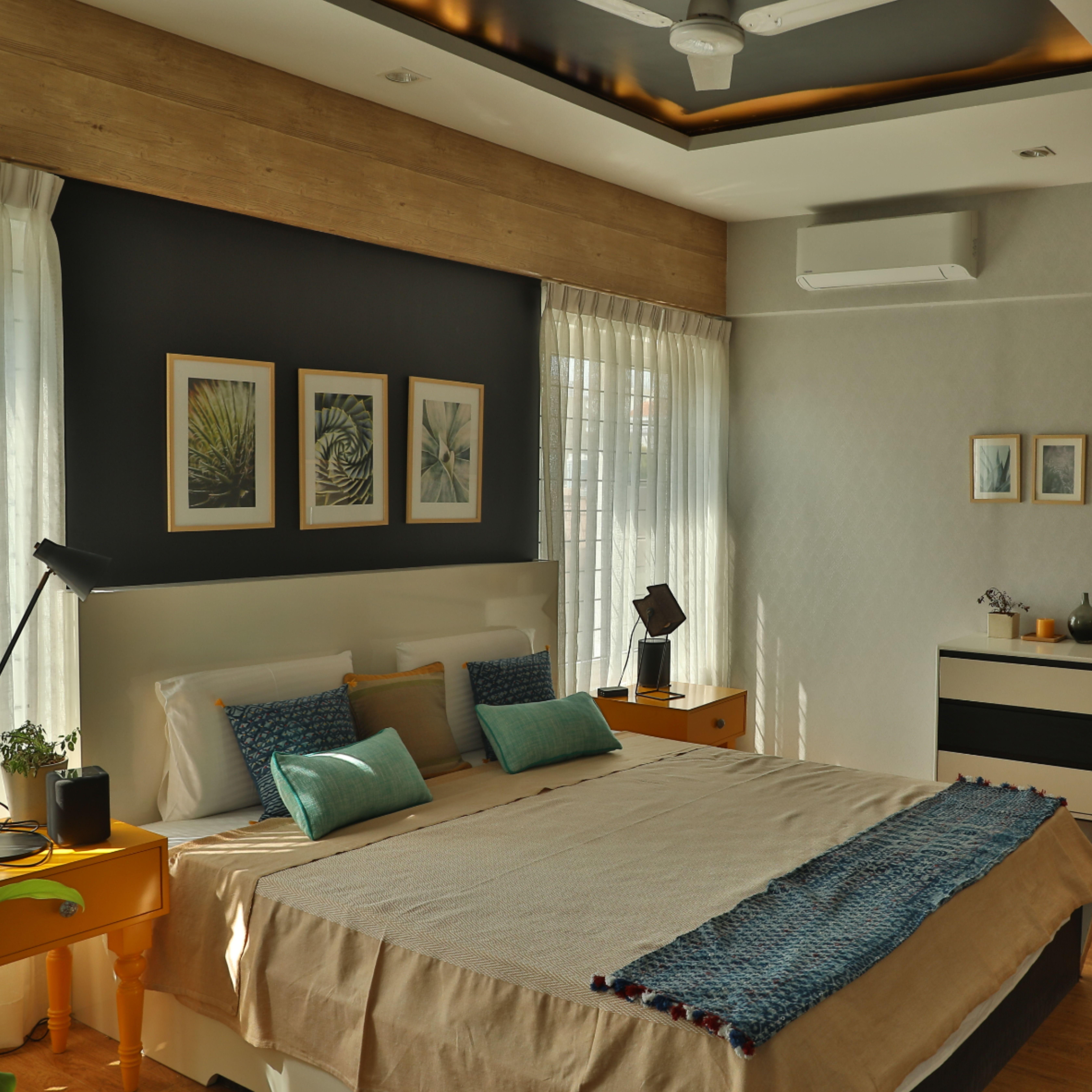 Amazing Interior Design Ideas For Home: Master Bedroom - Bonito Designs