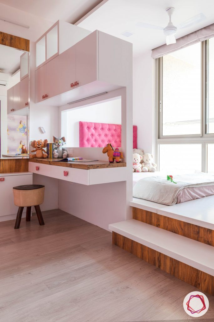 Study Room Color Ideas: Usher Good Vibes Into The Kids Room & Study Area