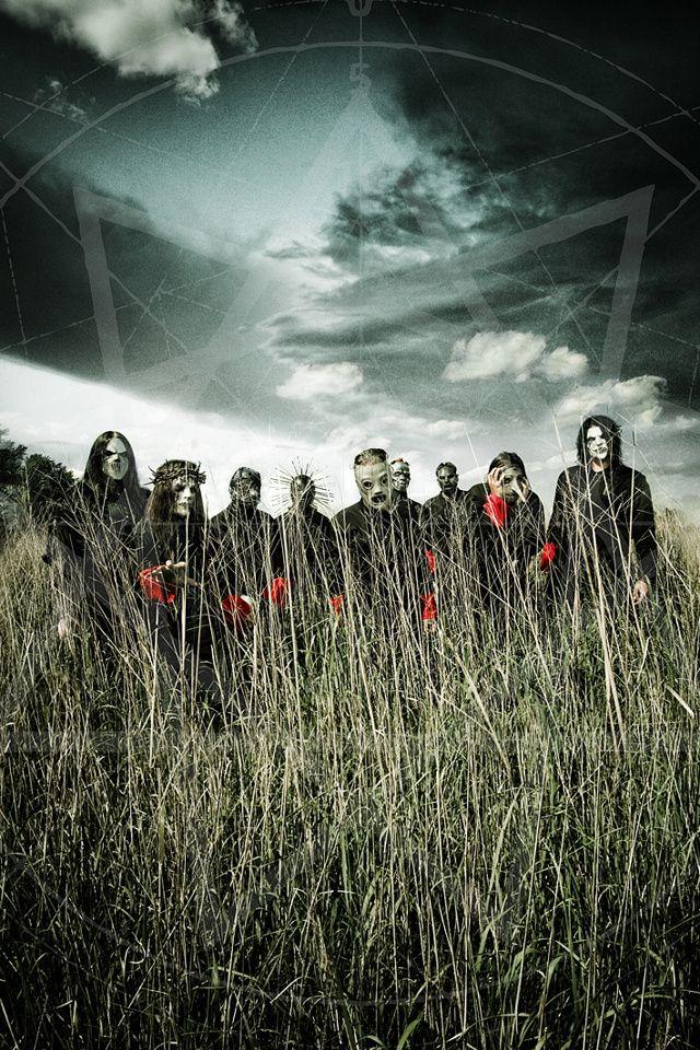 Slipknot Phone Wallpaper Bandas de metal, Carteles de