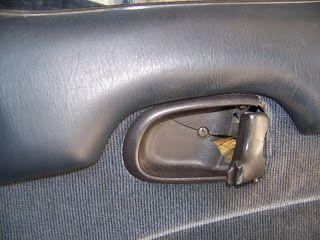 Corolla Diy Diy Replacement Door Handles Inside Out Corolla 93 97 Door Handles Replace Door Corolla Car